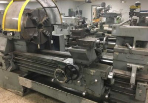 "36"" x 54"" LEBLOND Geared Head Engine Lathe | Advanced Machinery"