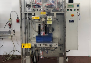 Sandiacre  TG320LE vertical from, fill and seal machine