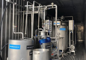 New Complete Mobile Milk Processing Factory