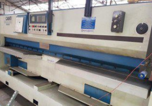 CASATI-BIG 3200 - Veneer pack guillotine