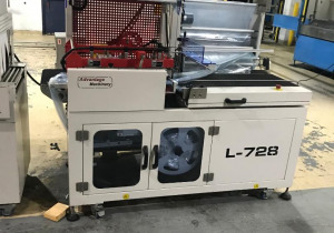 Advantage Semi Automatic Packaging L-Bar Sealing Machine – 2017