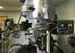 Used CNC Vertical Milling Machine   Bridgeport Prototrak M2