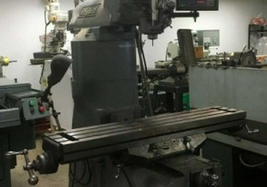 Used Vertical Milling Machine For Sale at Kitmondo – the