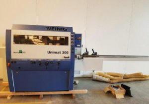 WEINIG-UNIMAT 300-Moulder