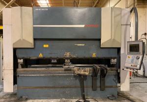 Durma CNC 6 Axis Hydraulic Press Brake 190 Ton x 10'