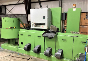 Erema RGA120 – 120 mm Recycling Extrusion Line – updated