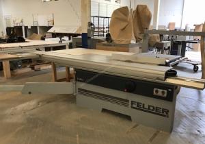 Felder K540S Sliding Table Saw