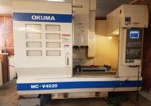 Okuma MC-V4020