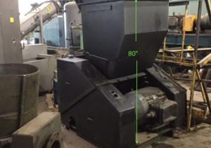 AEC Nelmor G2056 Granulator – 150 HP