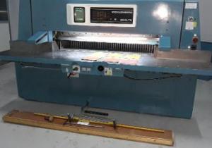 Wohlenberg 155 MCS-TV