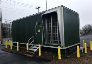 1250 kW Generac Diesel Generator, Enclosed, Under 500 hours