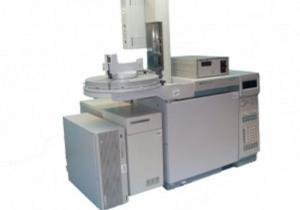 Hewlett Packard 6890 / 5972 GCMS System
