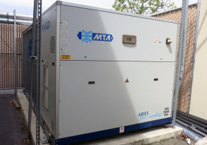 MTA Free Cooling Refrigerated Water Chiller 50 Ton