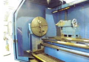 Used Engine Lathe | BINNS & BERRY SBGL Data 1000