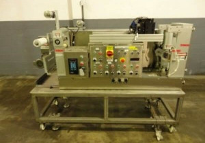 Used 8″ Randcastle Three Roll Sheet Stack Extruder