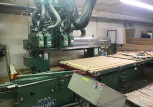 ShodaTwin Table Cnc Router