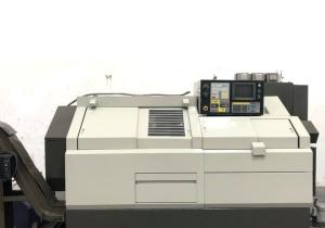 CITIZEN E-25J CNC Swiss Screw Lathe Sub-Spindle Machine