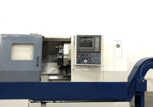 Daewoo Puma 250MB CNC Turn Mill