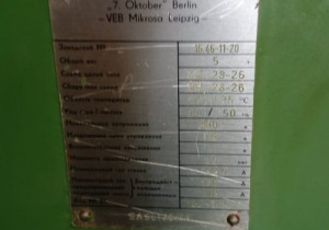 WMW MIKROSA  SASL 125/1A