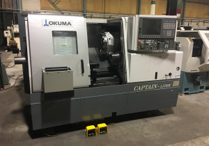 Okuma Captain L370BBW