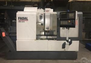 Fadal VMC-2216HT