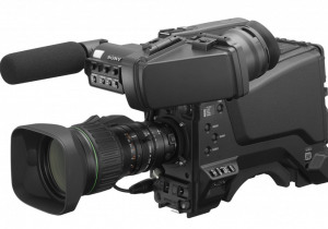 SONY HXC-FB80 WITH LENS & VF