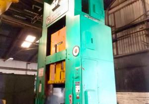 Eccentric press Cowlishaw Walker S1-600-48-12 600 ton