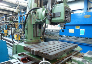 Fluri 40 INT Heavy Duty Vertical Mill
