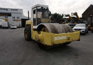 BOMAG BW219 D-2 Single drum rollers