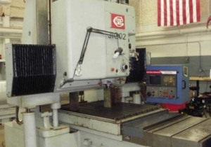 Used CNC Mill SIP Model 600 CNC Jig Borer Boring Machine | AMC