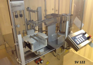 Inova/Optima  SV 122 syringes filling and closing machine (PFS)