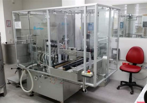 Groninger/Heißwolf KFVG 202, HER 015, WBS 1-12 Filling/closing/labeling/packing plant