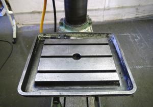 Ibarmia B-50 geared head drill press