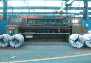 Bekaert Model RTA105 Hexagonal Weaving Machine