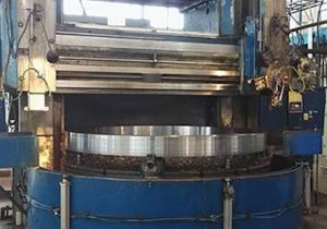 Double Column Vertical Lathe Sc2500 Titan