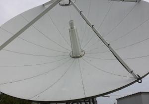ViaSat Earth Station 6.1m Tx-Rx 4-Port Ku-Band