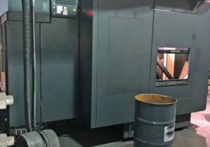 DMG  DMU 80 P duoBLOCK 5 Axis X 800 / Y 1050 / Z 850 mm