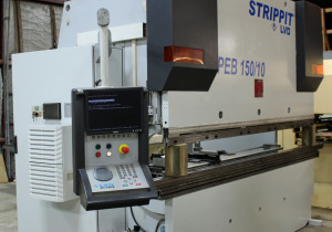 Strippit/LVD PPEB 150 BH 10