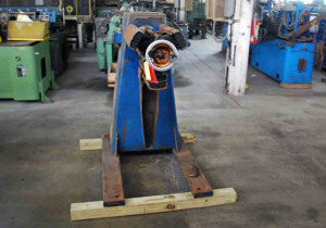 "3000 Lb Decoiler For Sale - COOPER WEYMOUTH, 18"" Max Coil Width"
