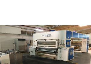 General Converting Machines (Italy) OLYMPA 1300