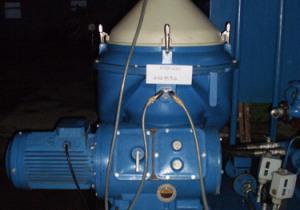 Alfa Laval FOPX 610 oil purifier