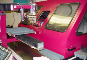 Tigra 1500 5-Axis Carbide Profile Grinder