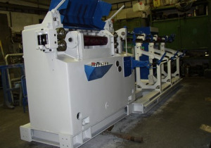Wafios RS-4 Straight & Cut Machine