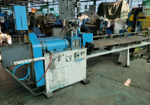 Shuster 2A4V Straight & Cut Machine