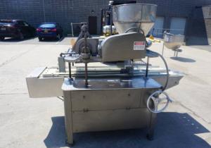 Elgin Four Piston Automatic Filling Machine, 80 Per Minute