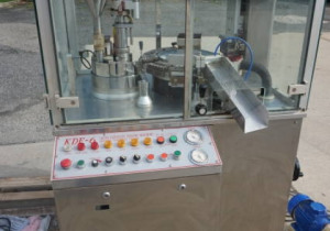 KDF-6 Automatic Capsule Filling Machine, 50,000 capsules/hour