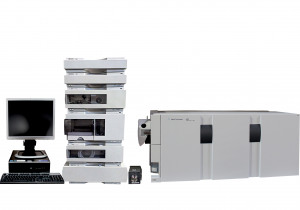 Agilent 6410B QQQ LCMS with 1100 HPLC