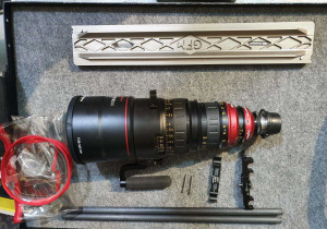 Angenieux Optimo 12 x Zoom lens 28-340mm