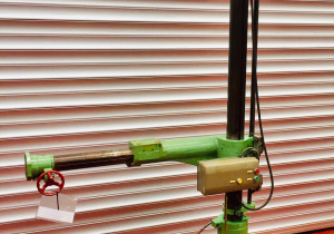 Bode 2PCB Light Duty Column and Boom