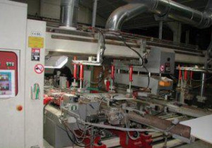 NOTTMEYER-KOMET SUPER SP/1-Dowel hole boring machine, automatic
